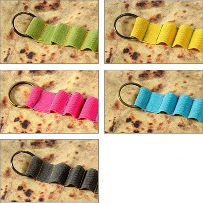 pita bread pencil holder strap color variants