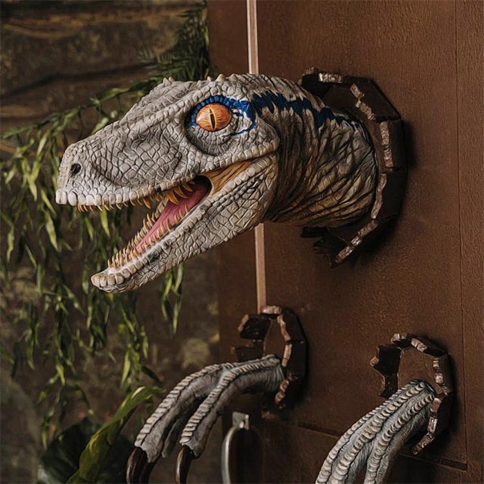 realistic velociraptor jurassic park
