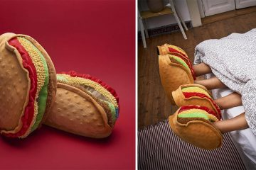 taco slippers