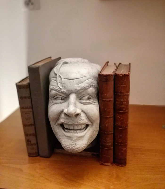the shining bookend