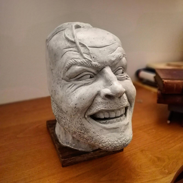 the shining jack torrance bookend