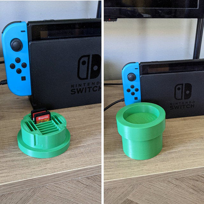 whopper printing nintendo switch game card case customer review laura smith