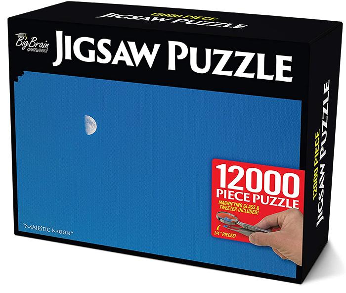 12000 piece jigsaw puzzle