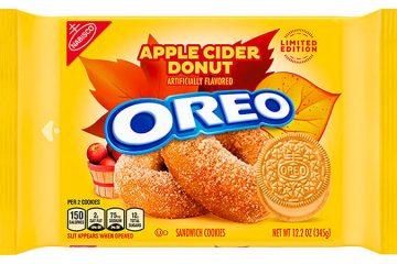 Apple Cider Donut Oreos