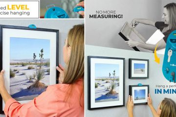 Go Hang It All-in-One Picture Hanging & Leveling Tool