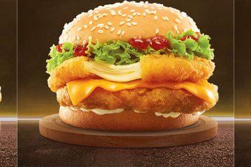 McDonald's Chick 'N' Cheese