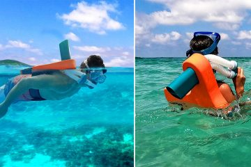 Snorkel Stabilization System