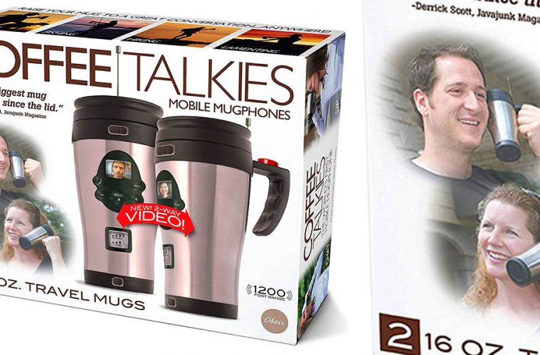 coffee talkies