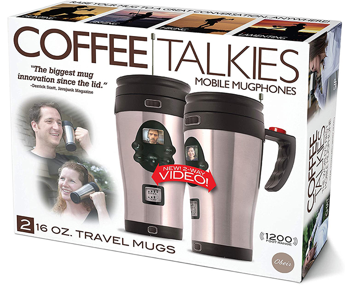coffee talkies prank gift box front