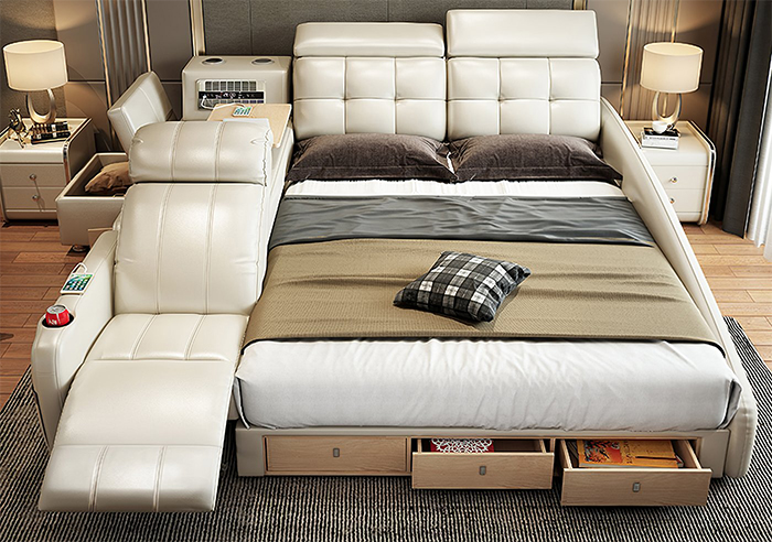 jubilee furniture monica all-in-one smart bed