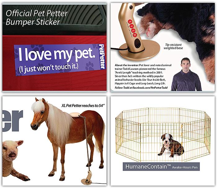 pet petter prank box details