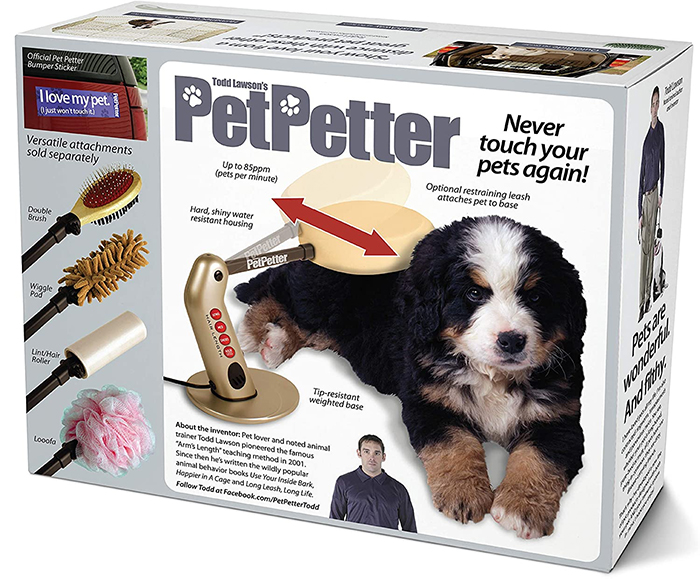 pet petter prank gift box