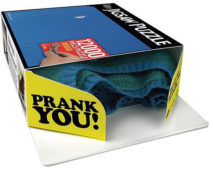 prank gift box novelty item