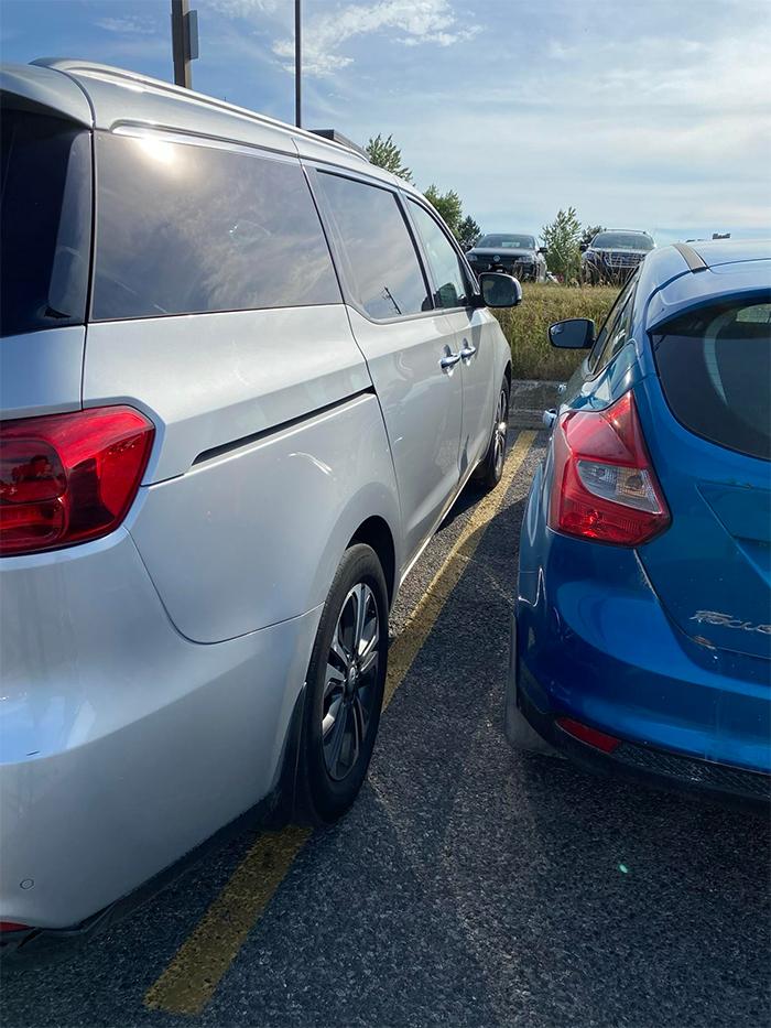 pregnancy problems parking