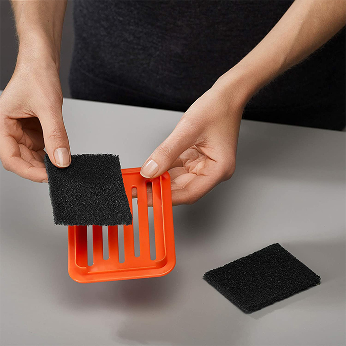 rechangeable carbon filter
