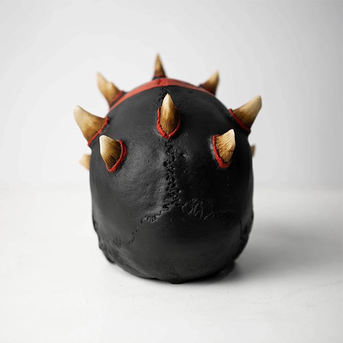 star wars villain cranium sculpture