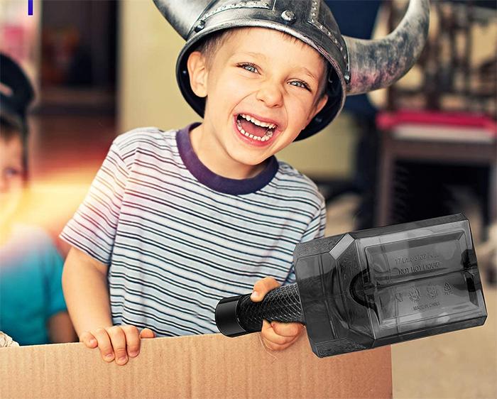 thors hammer water bottle kids