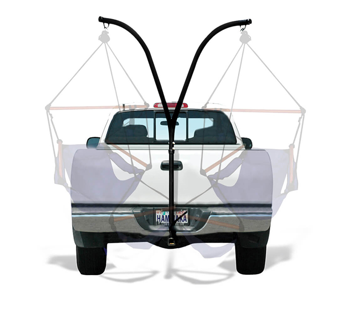 trailer hitch hammock stand hanging chairs