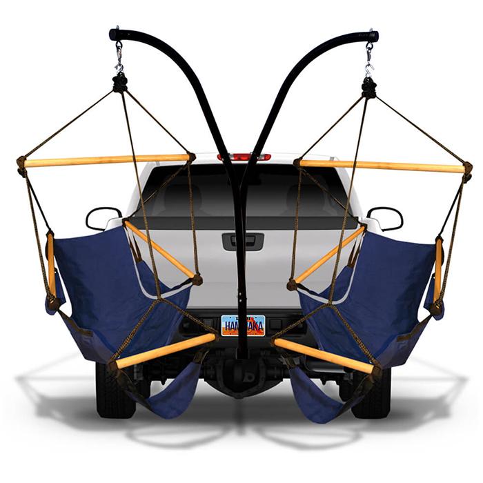 trailer hitch hammock stand