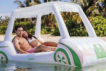 Golf Cart Pool Float