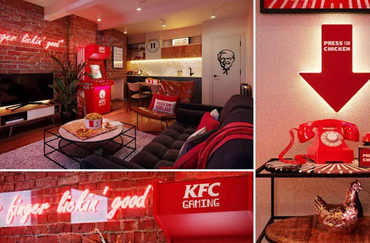 KFC hotel