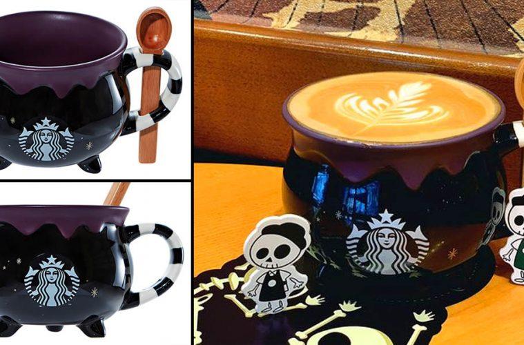 Starbucks Cauldron Mug