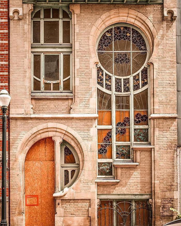 art nouveau architecture belgium