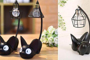 black cat lamps