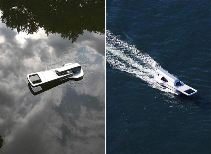 brilliant design ideas zipper boat