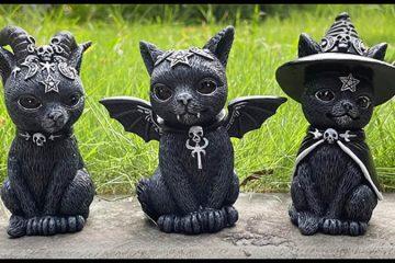 cat gnomes