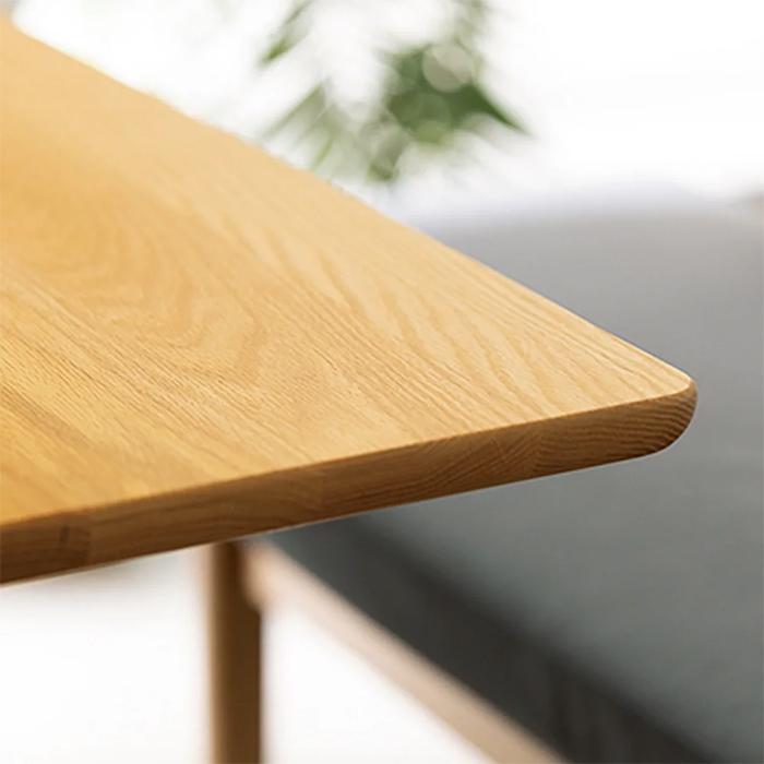 feline friendly furniture rounded corners