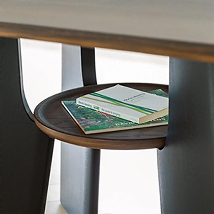 feline friendly furniture with lower shelf