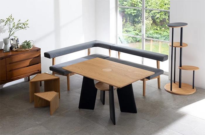 feline friendly furniture