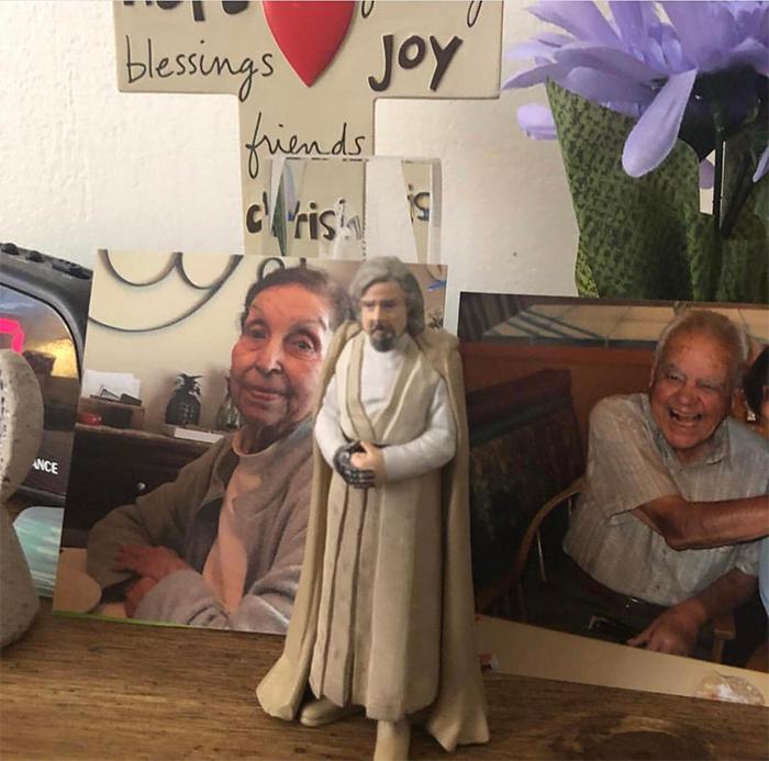 funny grandparents obi wan jesus