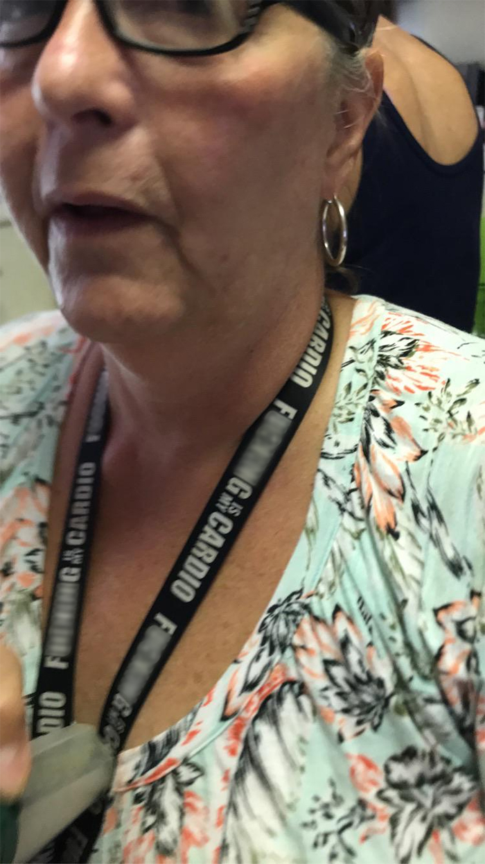 funny grandparents offensive lanyard