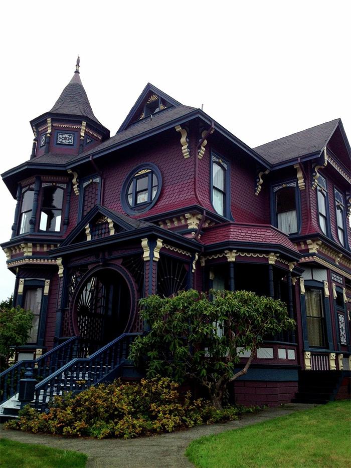 gothic victorian house california