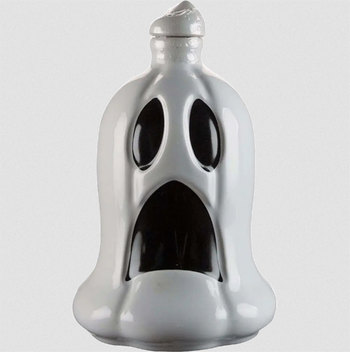 gran agave ghost edition tequila bottles
