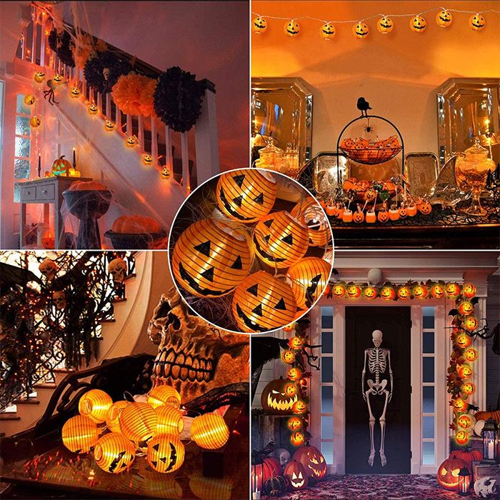 halloween lighting decor