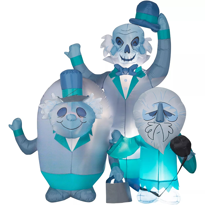 haunted mansion inflatable hitchhiking ghosts