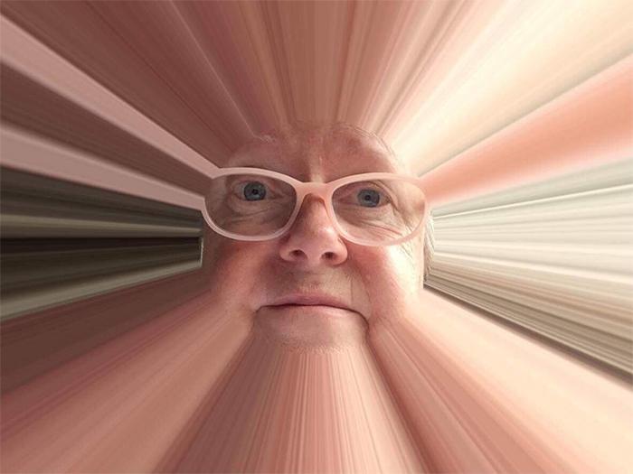 hilarious seniors first facebook photo