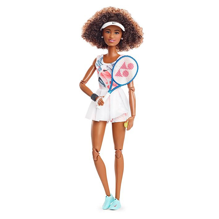 mattel professional tennis player barbie doll