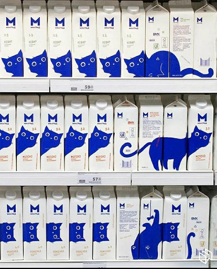 milk jug packaging