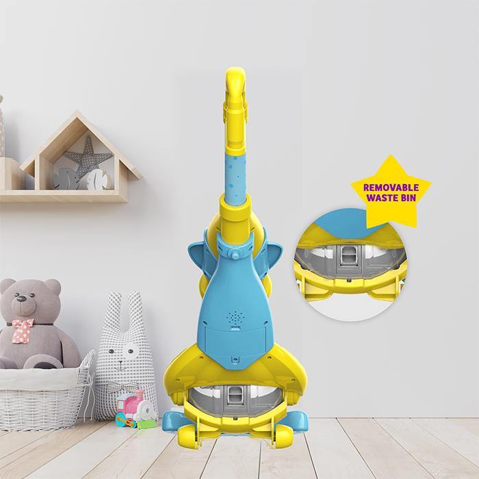 pinkfong viral song toy replica wastebin