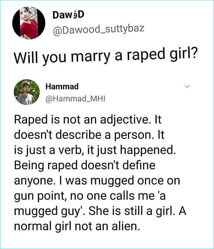 savage comebacks raped girl