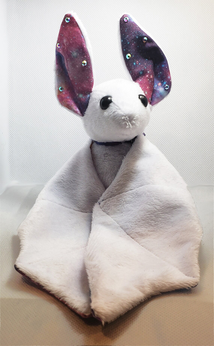 stuffed animal outer space ears