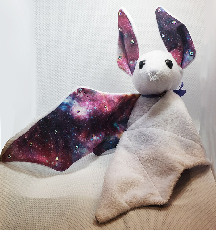 stuffed animal outer space wings