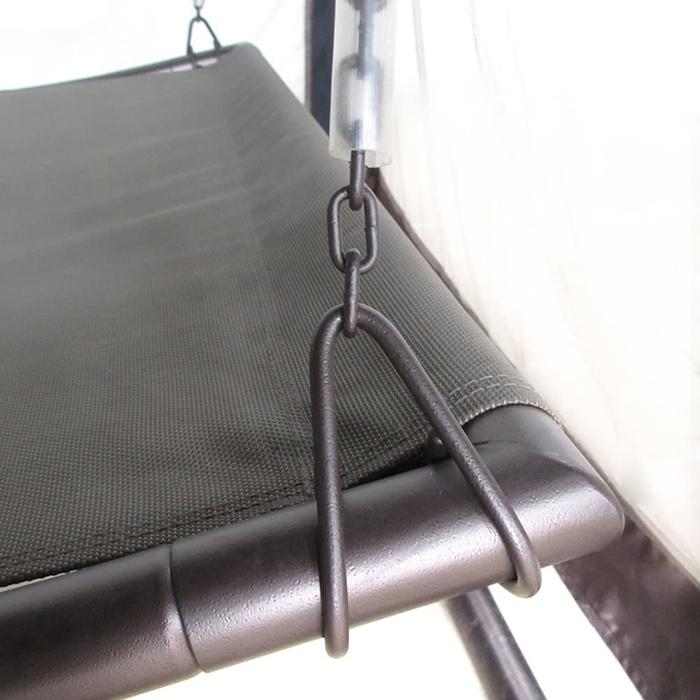 swing hammock chain support