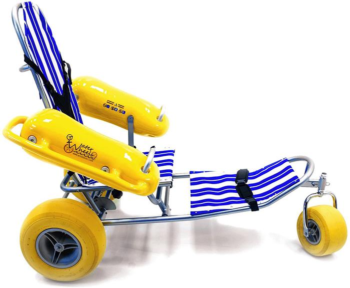 waterwheels beach wheelchair