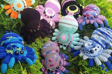 Crochet Spider