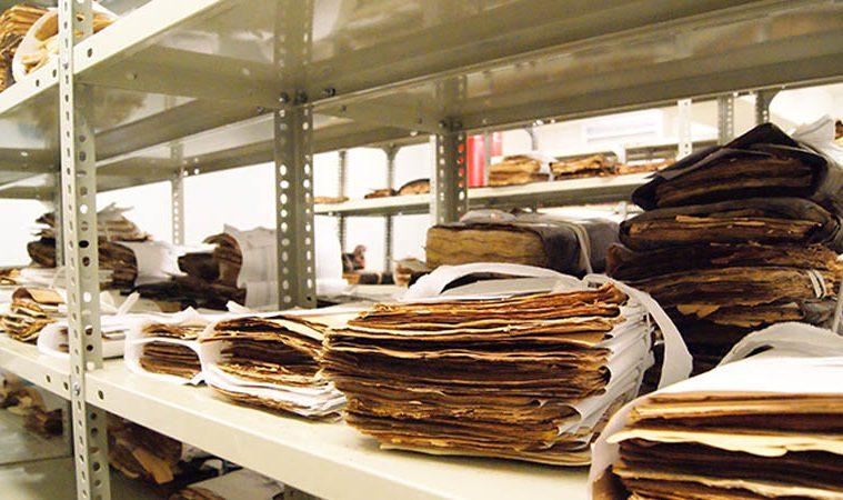 Historical Manuscripts saved
